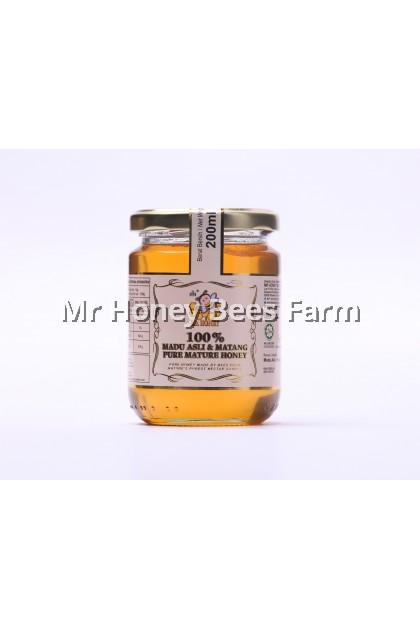 Pure Honey Bottle 200ml