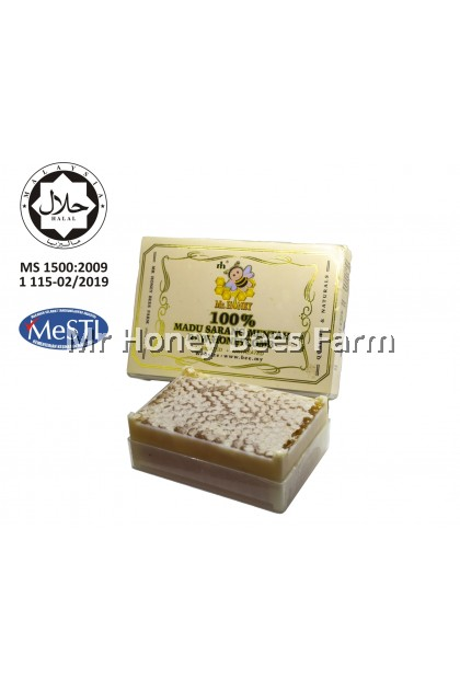 Pure Honeycomb 500g